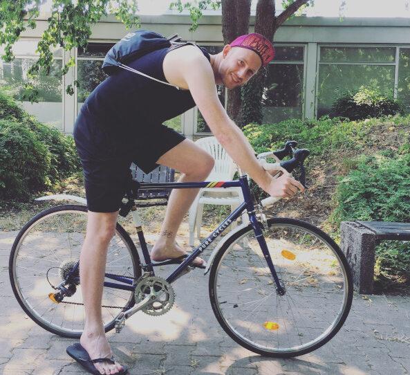Marvin Fahrrad